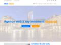 Voir la fiche détaillée : Web Dijon, l'agence de créations de sites web