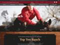 Voir la fiche détaillée : Top Ten Ranch, centre équestre Western à Bosc-Renoult-en-Ouche