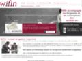 Cession totale et levée de fonds Paris 3éme - Wifin