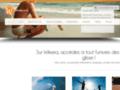 Voir la fiche détaillée : Wiksea : actualités surf