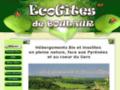Détails : Yourte Zen dans le Gers en Midi Pyrénées - Hébergement et nuit insolite en yourte mongole.