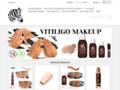 Vitiligo: maquillage sur mesure autobronzant
