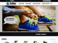 Détails : Chaussure en cuir