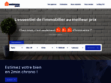 123webimmo.com, c'est vraiment la formule d'agence immobilià¨re low-cost que le consommateur attendait.
