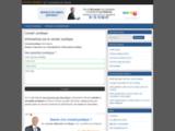 Le site du conseil juridique par internet et téléphone : 0175756063