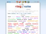 1tag1site annuaire web 2.0 par nuage de mots cles