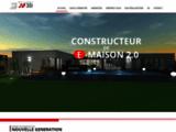 Constructeur maison individuelle Bourges