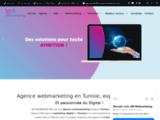 360 Webmarketing: Agence webmarketing en Tunisie: Référencement, Contenu, Linking, Veille, ...