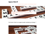 4P + agence web