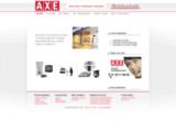 AXE - Installation / Maintenance : Automatisme, Contrôle d'accès et vidéo