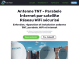 Installation d'antennes et paraboles
