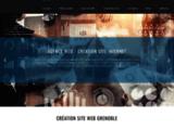 Création de site web, hébergement, référencement à Grenoble, Isère