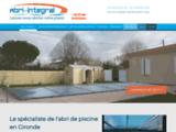 fabricant abris pour piscine Bordeaux Gironde Aquitaine