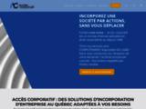 Accès Corporatif - Incorporation et démarrage d'entreprises