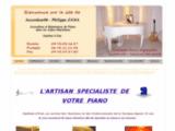 Accordeur réparateur piano 06 Alpes Maritimes et Est Varois 83, Philippe Zana diplômé d'Etat