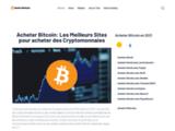 Les meilleurs sites d'achat de Bitcoin