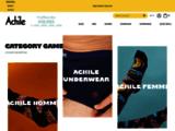 Chaussettes fantaisie - Achile