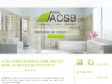 Aménagement et rénovation de cuisine équipée, salle de bains près de Béthune dans le Pas-de-Calais (62).