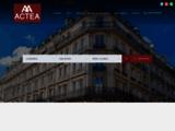 Actea : Agence immobilière Paris - Cabinet conseil immobilier Paris > L'agence