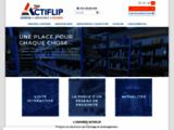 Matériel industriel de stockage, de sécurité et de manutention