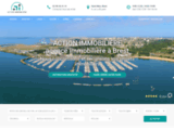 Action Immobilière - Agence immobilière à Brest