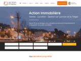 Action Immobilière - Agence immobilière à Lannion