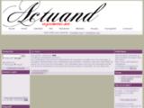 Votre forum actuand