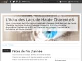 L'Actu des Lacs de Haute Charente®