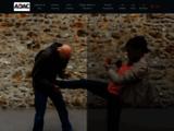 Académie des arts de combat - accueil