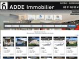 Agence Immobilière Bayeux, proche Caen en Normandie - Adde Immobilier