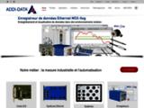 Mesure industrielle, acquisition de données, automatisation  - ADDI-DATA France