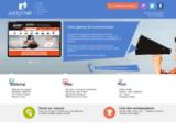 Adelysnet agence de communication création de site internet sur Bordeaux, Toulouse, La Rochelle, Sud-ouest