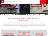 Plan Maison Montreal