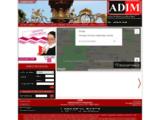 Location & gestion immobilier Nancy - Cabinet Adim (54000)