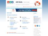 Centre d'aide et support technique ADK Media