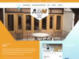 Menuiserie et agencement Loiret (45) - Sarl ADM, menuiserie, fenêtre PVC