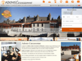 Accueil, Adonis Carcassonne Résidence la Barbacane