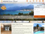 Adonis Saint Florent Residence Citadelle Resort hotel et residence de tourisme en Corse