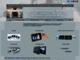 Electronique Marine Azur Electronique Services marine  installation dépannage Nice Antibe