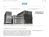 depannage informatique à domicile sur Grenoble : MAC et PC | aem
