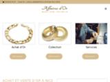 La bijouterie d'or de Nice