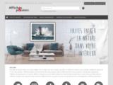 Affiches & posters: vente en ligne d'affiches & posters (films, d?co, art, photos, musique...)