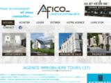 Vente et location immo avec Afico à Tours 37