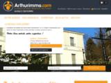 Agence immobilière CentrImmo sur Saint Jean de Bournay