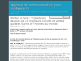 Agence de communication Light In Box, Agence Web