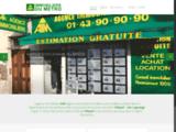 Agence Immobilière du Métro à Villejuif