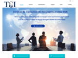 Traduction site web et documents - Agence de traduction TSI