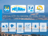 Agence immobiliere Sete, agence immobiliere Balaruc, immobilier Sete, immobilier Balaruc - Agence 34 Immobilier