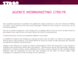 Agence internet - Solution web, creation site internet.