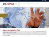 Agetrad, Agence de traduction à Paris